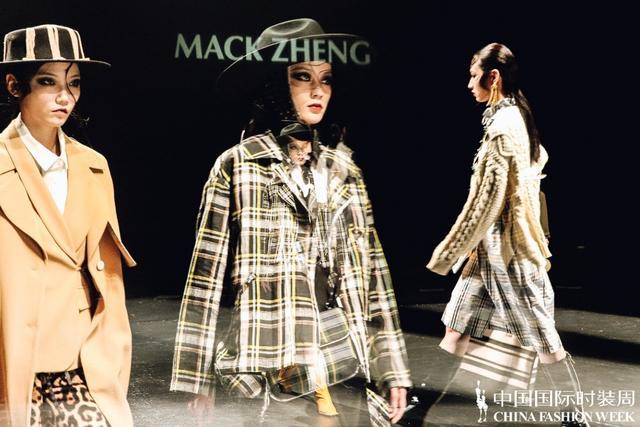 以经典诉说时尚-中国国际时装周mackzheng 郑伟2021 秋冬