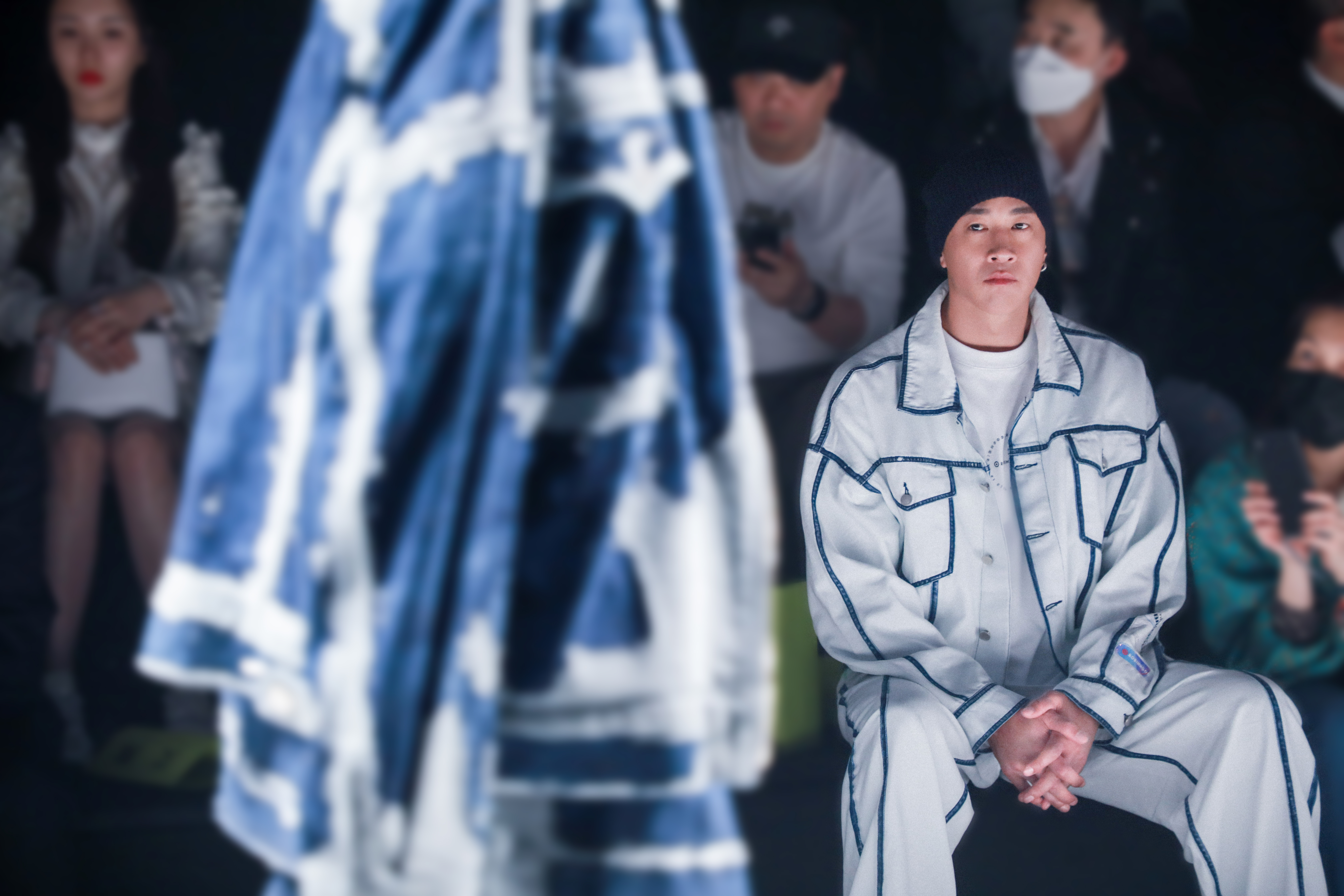 ROBINHOOD罗宾汉上海时装周首秀圆满落幕