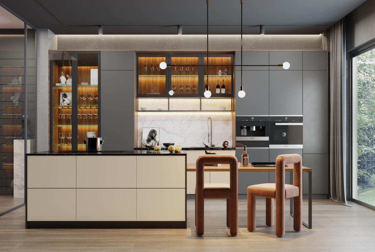 艾娅定制家具怎么样 用你的设计原原本本地打造你的家