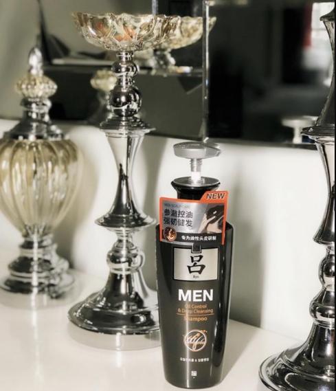 男士控油洗发水推荐