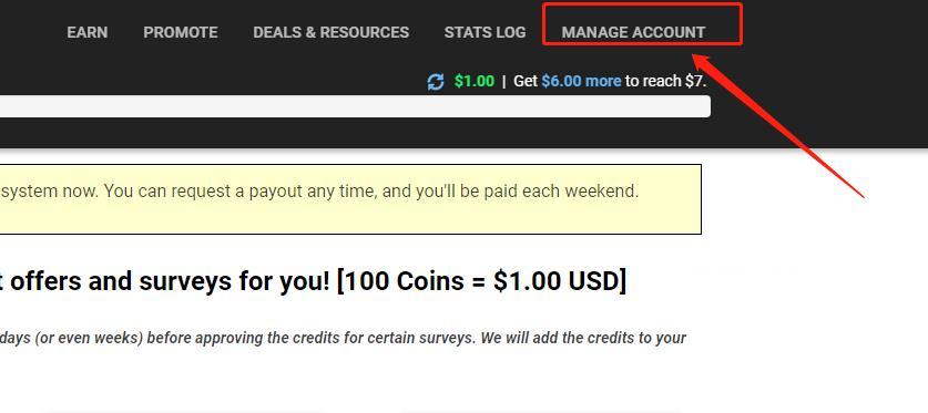 国外赚钱平台gg2u注册(怎么做调查问卷、玩游戏、看视频赚美金)