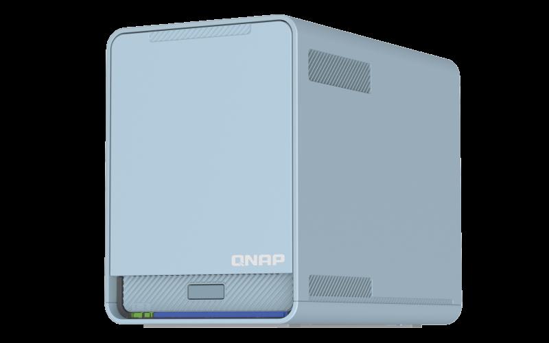是三频无线Mesh路由! 也是高性能NAS! 威联通新品QMiroPlus-201W正式开售