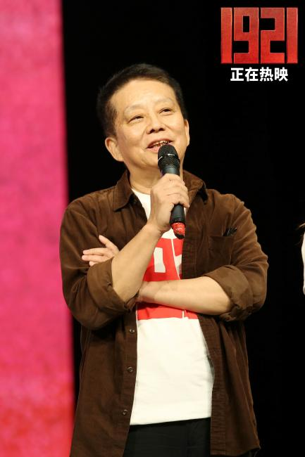 """电影《1921》走进""""红色学府""""上海大学被赞""""电影党课""""学子纷纷动容汲取百年前同龄人精神力量"""
