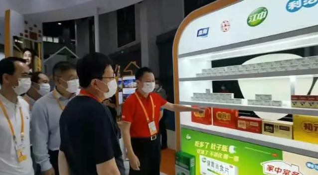 华润江中参展首届消博会,提升国内外品牌影响力