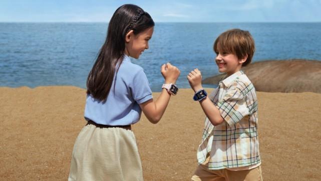 华为儿童手表4 Pro发布:支持4G全网通及9重AI定位,定价998元-芯智讯