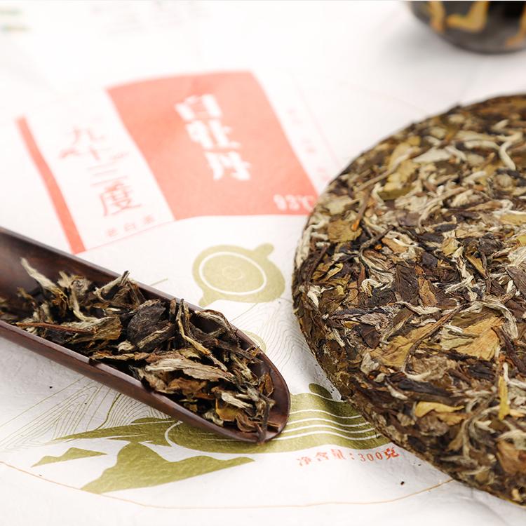 九十三度老白茶 | 掌握这几点,在家也能存好白茶