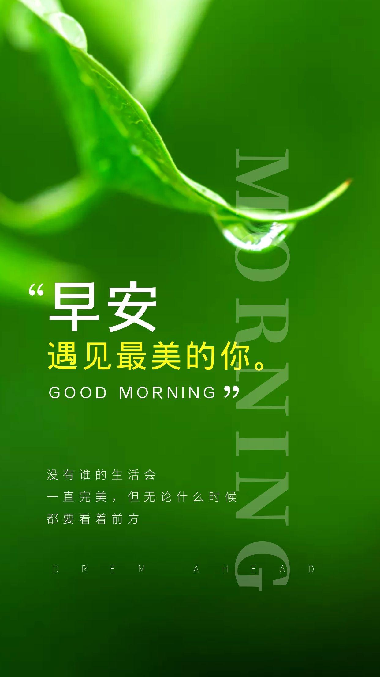 早安心语正能量语录图片带字,早安阳光说说,展翅翱翔