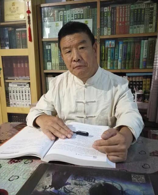 诸夏周易文化研究院山西省分院院长——冯大彪(凤台隐士)